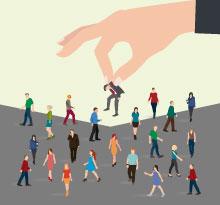 Recrutamento e seleção de pessoas