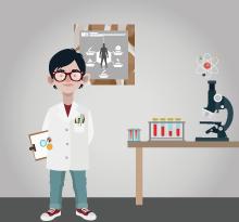 Auxiliar de Laboratório de Análises Clínicas