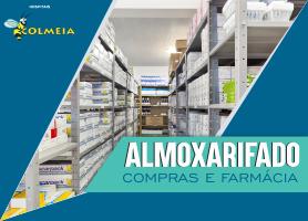 Solução COLMEIA: Almoxarifado, Compras e Farmácia