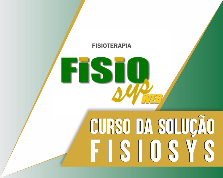 Curso da Solução FISIOSYS