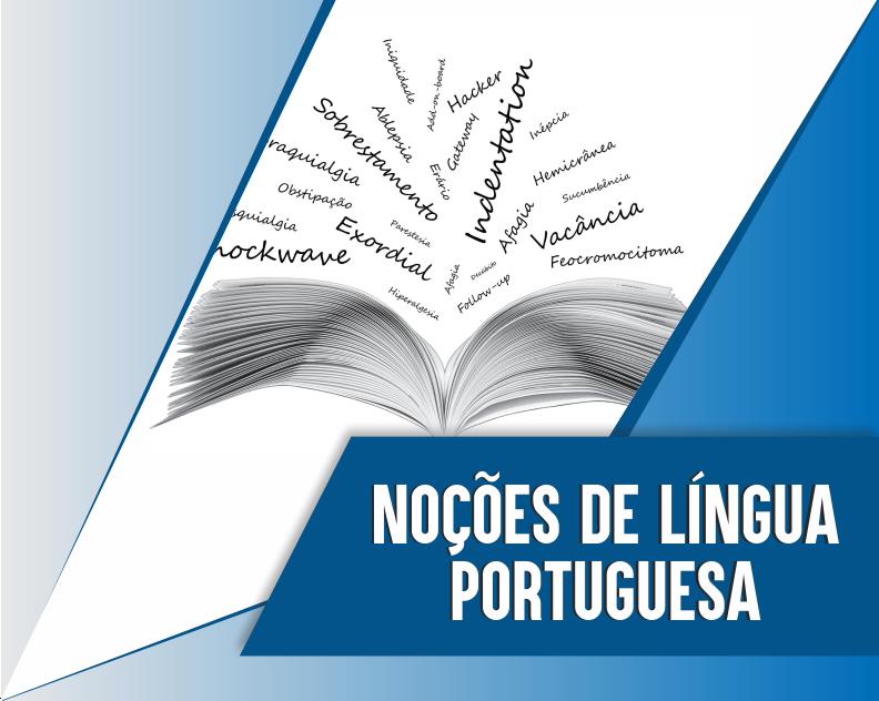 Noções da Língua Portuguesa