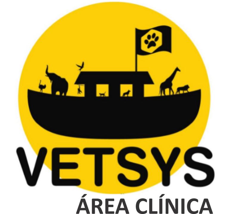 Curso da Solução VETSYS - Área Clínica